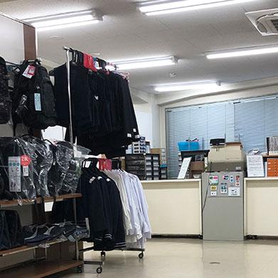 ムサシノ商店 立川店